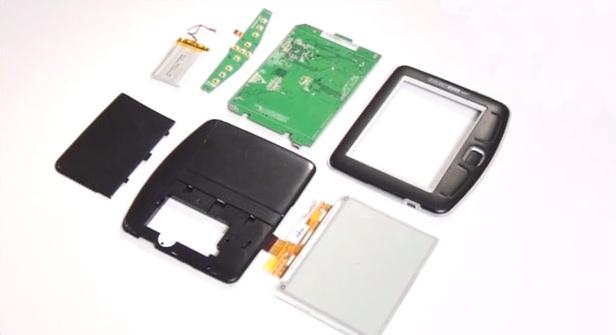 Как починить электронную книгу texet в домашних условиях